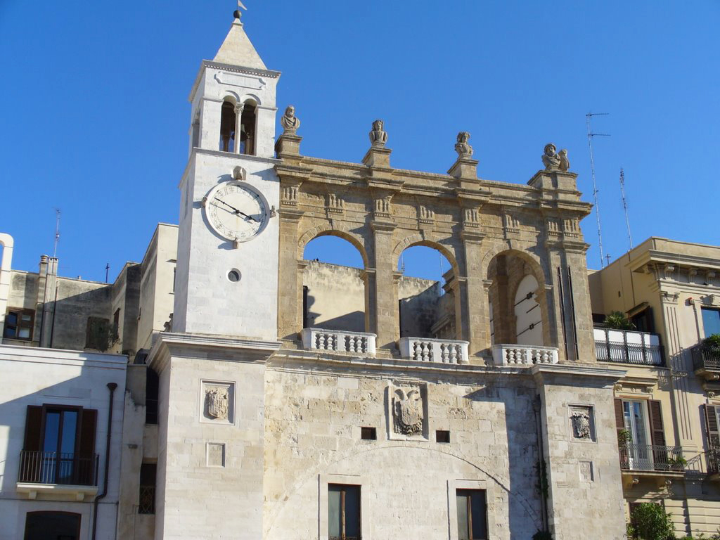 Alla scoperta del Palazzo del Sedile di Bari