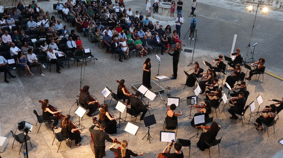 """""""Le Quattro Stagioni"""" • AYSO String Orchestra – 18.7.21"""